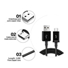 Picture of Micro USB Fast Charging Data Sync Charger Cable For Samsung Galaxy Tab A Tablet