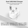 Picture of Dual Port 3 Pin Adapter for all Apple iphone models