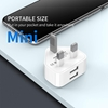 Picture of Dual Port 3 Pin Power Charging Adapter for Samsung all Models