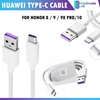 Picture of Genuine USB Type-C Super Fast 5A Data Sync Charger Cable For Honor 8 9 9X 10 Pro