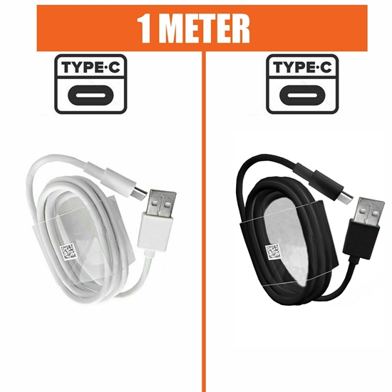 Picture of For Huawei Honor 8 9 10 Type-C USB-C Charger Charging Cable Lead Data Sync Wire