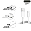 Picture of Genuine Huawei 5A Super Fast Charger Cable Data Sync Lead For P40 P30 P20 P10 P9