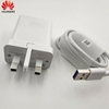 Picture of Genuine Fast 2A Charger Plug & 3M Long USB-C Cable For Huawei Honor Phones Lot