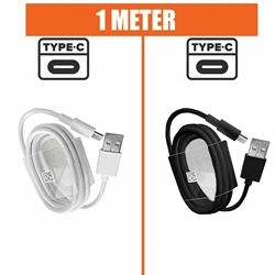 Picture of FOR Sony Xperia L1 L2/XA1 XA2 USB-C Type C Data Sync Charger Cable Lead 1M 2M 3M