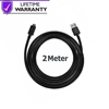 Picture of 2M Long Micro USB Data Transfer Charger Cable For Huawei Y3 Y5 Y6 Y7 Y9 Pro 2018