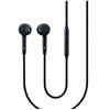Picture of Genuine Earphones Earbuds With Mic Headphones For SAMSUNG Phones in Black