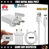 Picture of Genuine Huawei Super Fast Charger Plug & 3M USB-C Cable For MediaPad M5 10 8 Pro