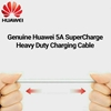 Picture of Genuine Huawei Mate 9 10 Pro Super Charge Fast Mains Charger UK Plug USB-C Cable