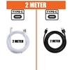 Picture of 1M 2M 3M USB Type C Charging Cable For Huawei P40 P30 P20 Pro Mate 20 X Lite