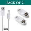 Picture of Genuine Samsung Galaxy Note 5 Fast Charger 1M Micro USB Data Cable
