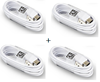 Picture of Genuine Samsung Fast Charging C-Type USB Cable White