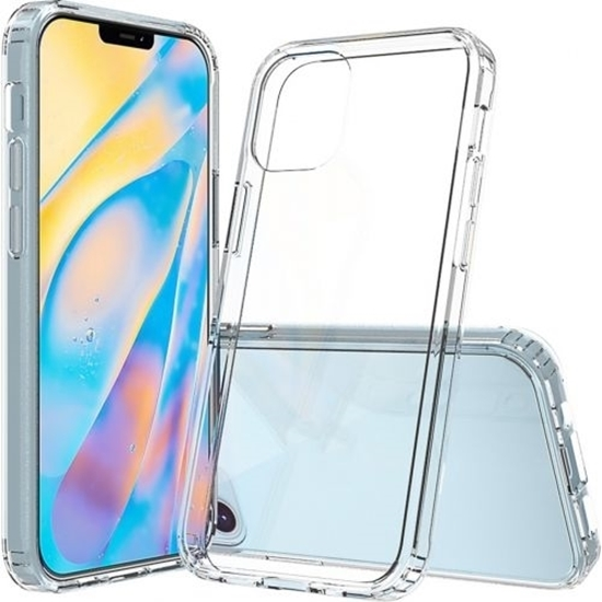 Picture of For Apple iPhone 12 Mini / Pro / Max transparent  Case Clear Silicone
