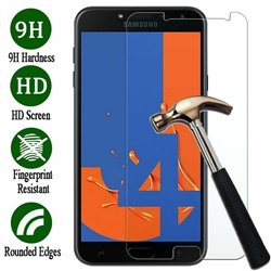 Picture of For Samsung Galaxy J4 J6 Plus J3 A3 Tempered Glass Mobile Phone Screen Protector