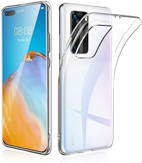 Picture of For Huawei P40 Pro/P40 Pro+ Plus Case and  glass Screen Protector.