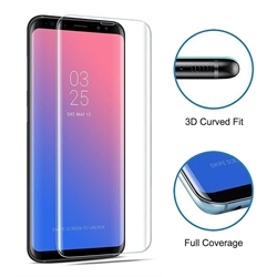 Picture of Full Tempered Glass Screen Protector  For Samsung Galaxy S8 Plus