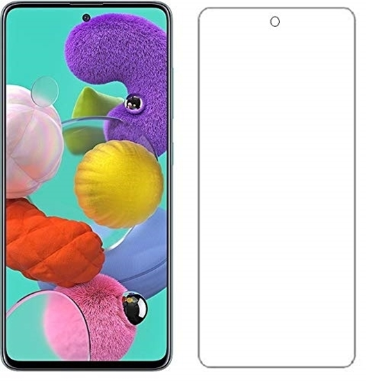 Picture of Genuine Full Tempered Glass Screen Protector For Samsung Galaxy A71