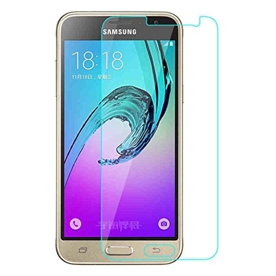Picture of Genuine Full Tempered Glass Screen Protector For Samsung Galaxy J5