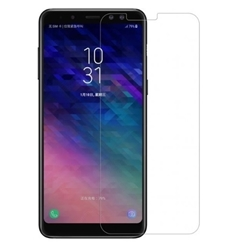 Picture of Genuine Full Tempered Glass Screen Protector For Samsung Galaxy J6 Plus