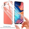 Picture of Transparent Mobile Phone Case Cover For Samsung Galaxy A20e
