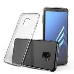 Picture of Transparent Mobile Phone Case Cover For Samsung Galaxy A8