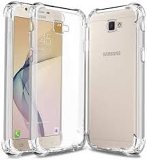 Picture of Full Transparent Mobile Phone Case Cover & Protector For Samsung Galaxy J6