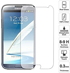 Picture of Full Tempered Glass Screen Protector For Samsung Galaxy Note 2