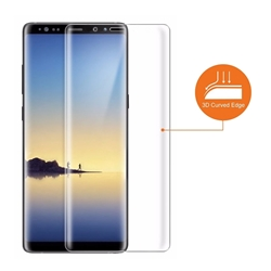 Picture of Full Tempered Glass Screen Protector For Samsung Galaxy Note 8