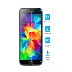 Picture of Full Tempered Glass Screen Protector For Samsung Galaxy S5 Mini