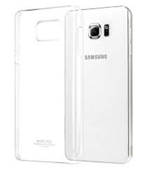 Picture of Full Transparent Mobile Phone Case For Samsung Galaxy S6