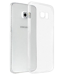 Picture of Full Transparent Mobile Phone Case Cover & Screen Protector For Samsung Galaxy S6