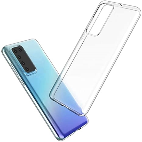 Picture of Genuine Transparent Mobile Phone Cover Case For Huawei Y6 2018 .