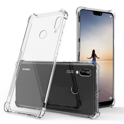Picture of Genuine Transparent Mobile Phone Back Case & Screen Protector For Huawei Y9a
