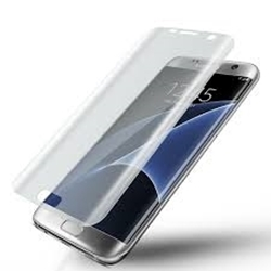 Picture of Full Tempered Glass Screen Protector For Samsung Galaxy S7 Edge