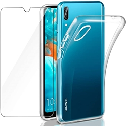 Picture of For Huawei  Nova 5TGLASS SCREEN PROTECTOR & Back Case.