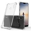 Picture of Glass Screen Protector & silicon back case For Huawei Y8s.