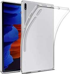 Picture of Full Transparent Mobile Phone Case For Samsung Galaxy Tab S7