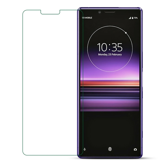 Picture of Full Tempered Glass Screen Protector For Sony Xperia L2