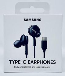 Picture of Genuine Samsung AKG Type-C Connector Earphones |Black