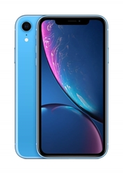 Picture of Apple iPhone XR 128GB Blue Unlocked Refurbished Very Good