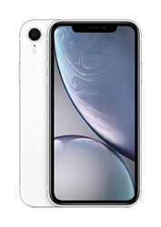 Picture of Apple iPhone XR 128GB White Unlocked Refurbished Very Good