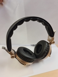 Picture of High Quality Wireless Bluetooth 5.0 Headphone with FM Radio and Folding Headband