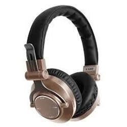 Picture of VJ080 Over-Ear Wireless Bluetooth 5.0 Headphone with FM Radio and Folding Headband