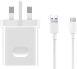 """Picture of Genuine Fast Charger Plug 2M USB-C Cable For Samsung Galaxy Tab A 10.1"""" 2019 Lot"""