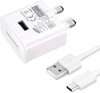 Picture of Samsung Galaxy S8, S8 Plus, S9, S9 Plus Type-C Fast Charging Cable with adapter