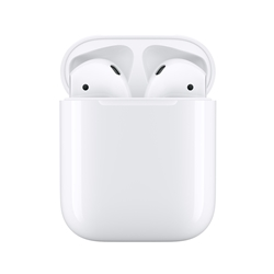 Picture of Brand New Apple Air Pods With Wireless Charging Case | Active Noise Cancellation