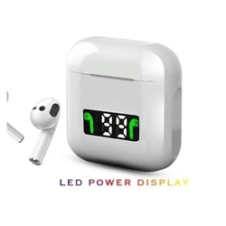 Picture of LED Display True TWS Pro 12 Earbuds For Apple iPhone | Wireless Headset