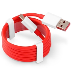 Picture of OnePlus Type C Fast USB-C Charging Data Cable 1M - Red