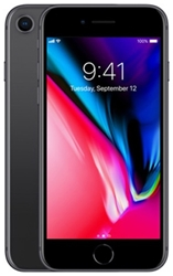 Picture of Refurbished Apple iPhone 8 64GB Space Grey Unlocked - Good