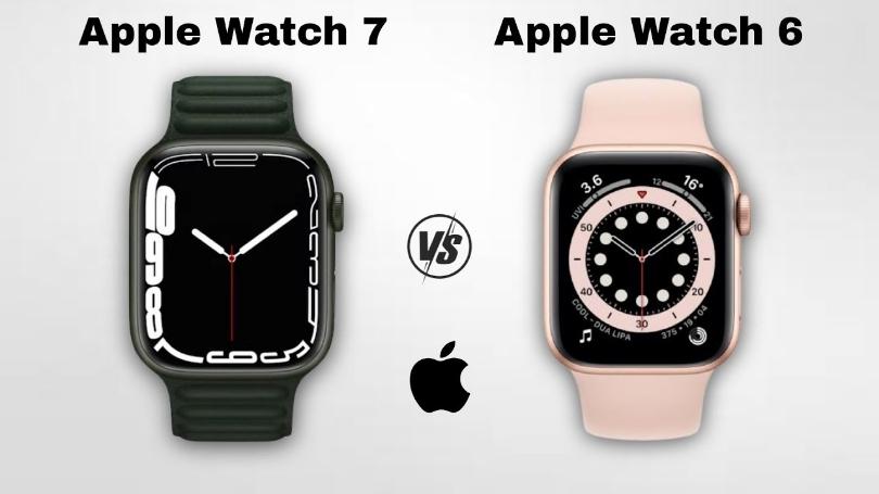 Apple Watch Series 7 vs Series 6 - In Depth Comparison